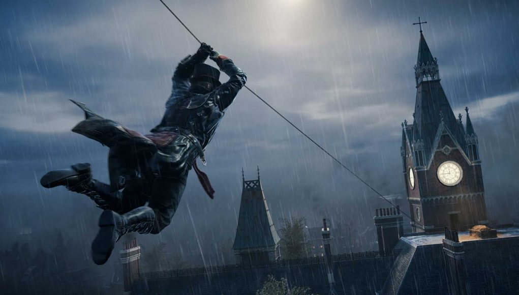 Assassin's Creed Syndicate is a surprising late entry for this week's free Epic game