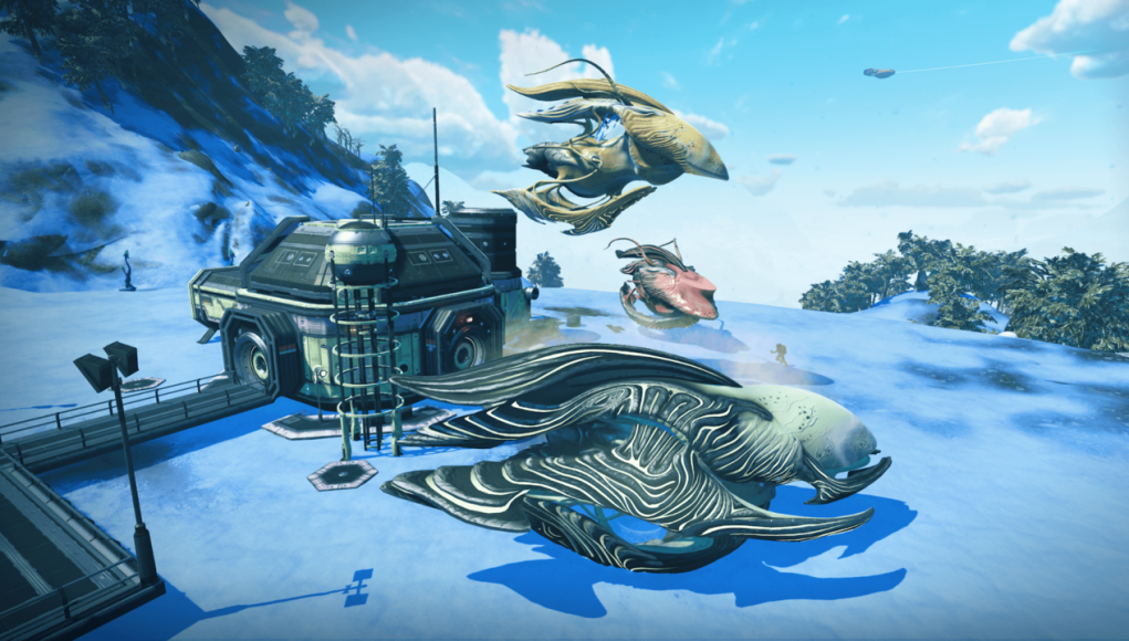 No Man's Sky Living Ship Patch Notes–Every Major Change And Addition In Update 2.3
