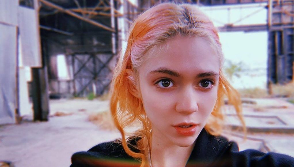 Grimes Reveals She Is 7 Months Pregnant as She Recovers from Being 'Mega Sick'