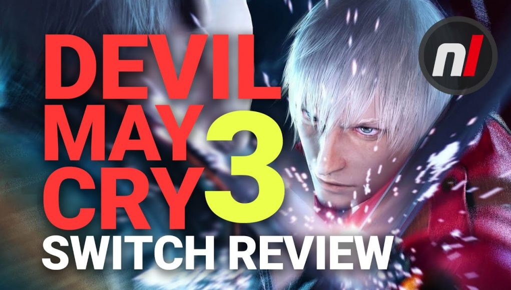 Devil May Cry 3 Special Edition Nintendo Switch Review