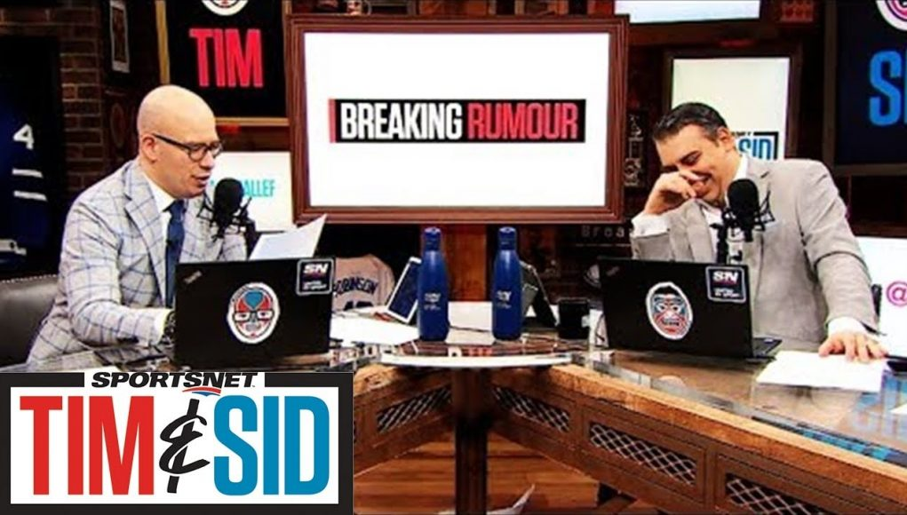 Breaking Rumours: Tim and Sid Break Down All The Hottest Trade Deadline Rumours