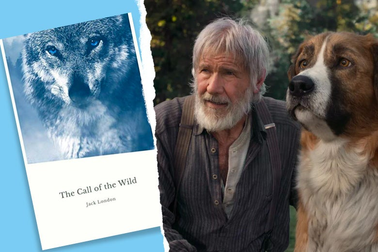 How Disney's Call of the Wild Movie Compares to Jack London's Novel