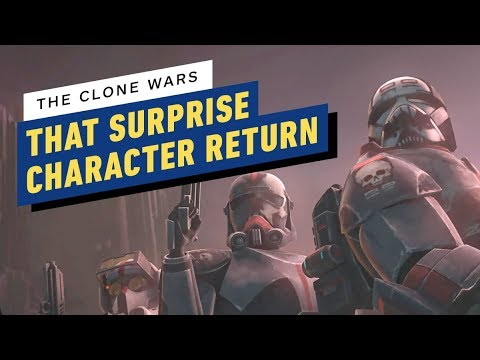 Star Wars: The Clone Wars Season 7 Premiere Has a Surprising Reveal