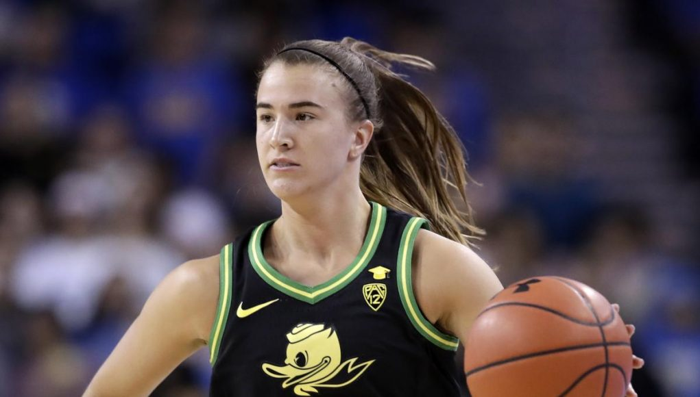 Oregon's Sabrina Ionescu Becomes 1st Player in D-1 History with 2K, 1K, 1K