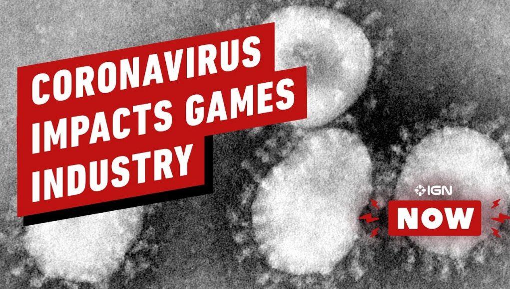 How Coronavirus Is Impacting the Games Industry
