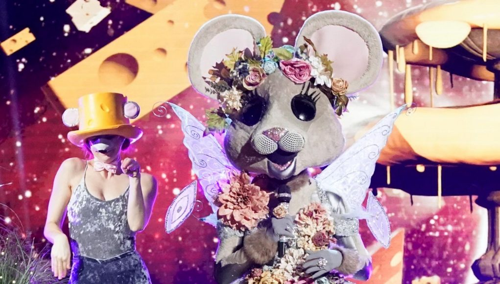 The Masked Singer Mouse on why a legendary female singer hasn't won yet