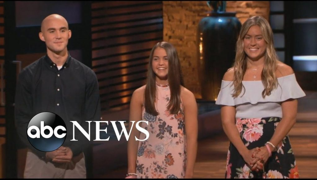 Family faces 'Shark Tank' to sell their father's invention | WNT