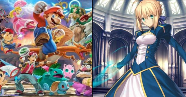 Japanese Smash Ultimate fans want several obscure characters as DLC