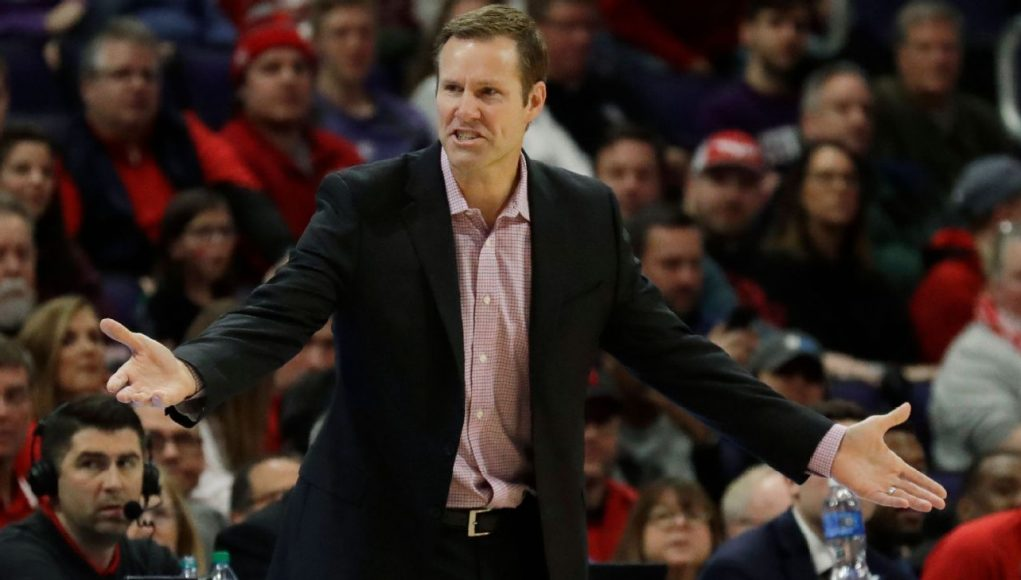 Nebraska coach Fred Hoiberg (flu) taken to hospital after loss