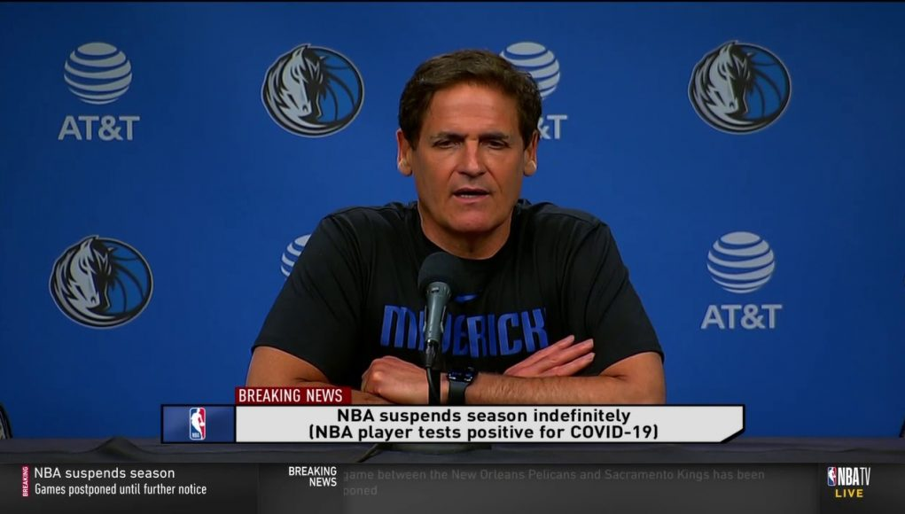 Mark Cuban Putting Together Plan To Help Out Mavericks Employees Impacted By NBA's Season Suspension
