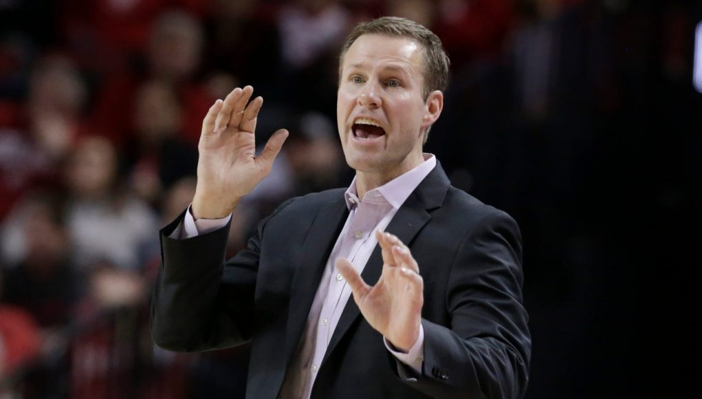 Report: Nebraska basketball team quarantined briefly after Fred Hoiberg leaves game sick