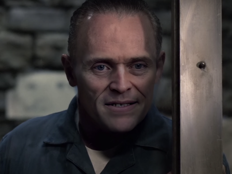 The Silence of the Lambs deepfake inserts Willem Dafoe and Gillian Anderson