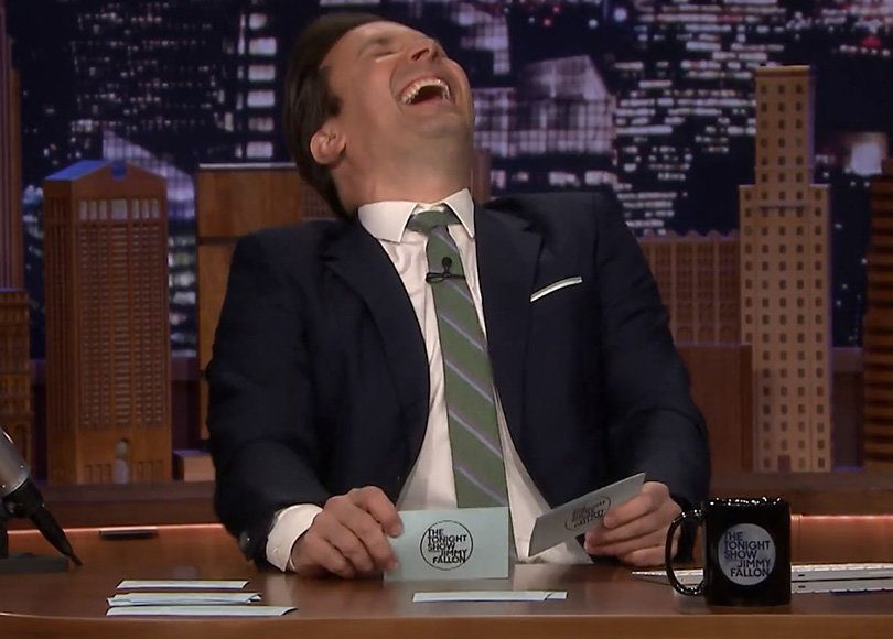 Jimmy Fallon Gives Gloriously Awkward Monologue Without Audience Before Show Shuts Down
