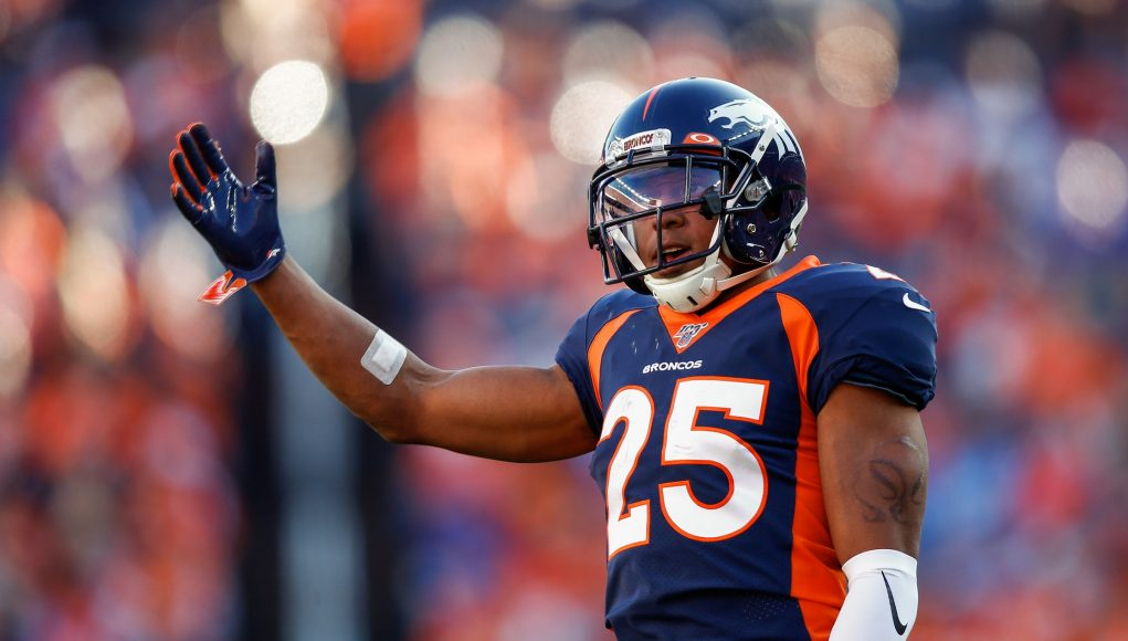 Chris Harris, Jr. has 'Pretty Much' Closed the Door on a Potential Return to Broncos