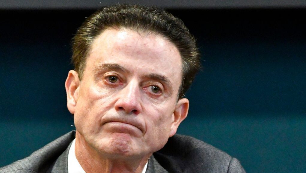 Rick Pitino returns to college basketball as Iona coach