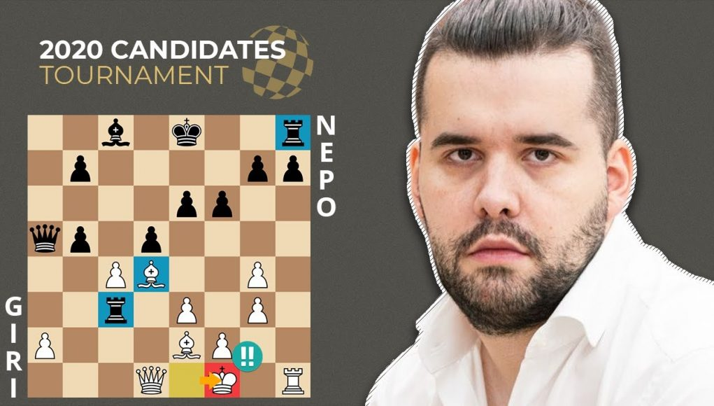 Nepo Turns The Tablebases! | Candidates Tournament 2020