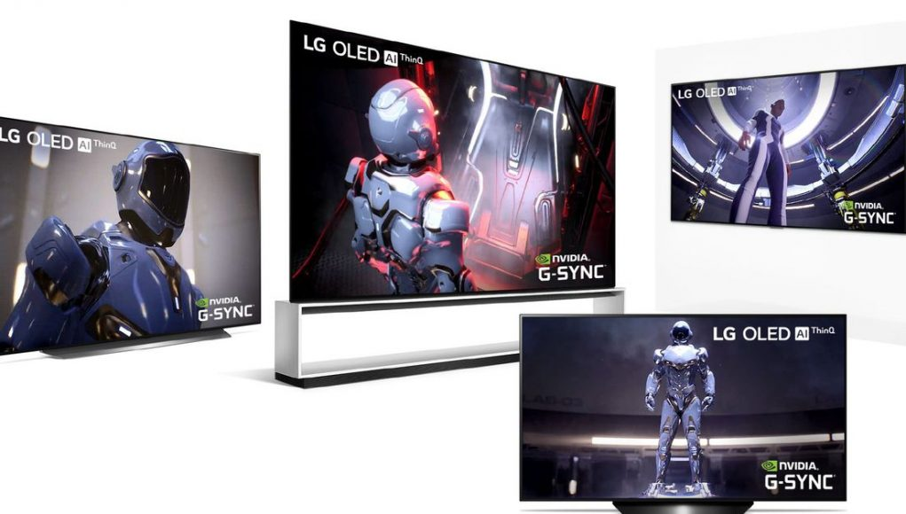 LG's 48-inch OLED TV goes on sale in June for $1,500