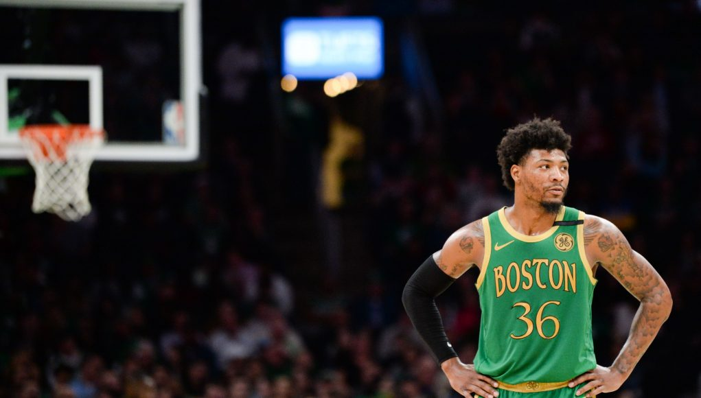 Celtics guard Marcus Smart urges people to take coronavirus seriously after diagnosis