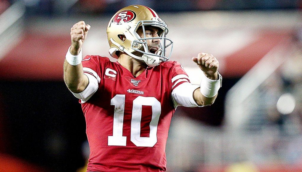 Why free agency was good for Jimmy Garoppolo despite 49ers' offensive losses