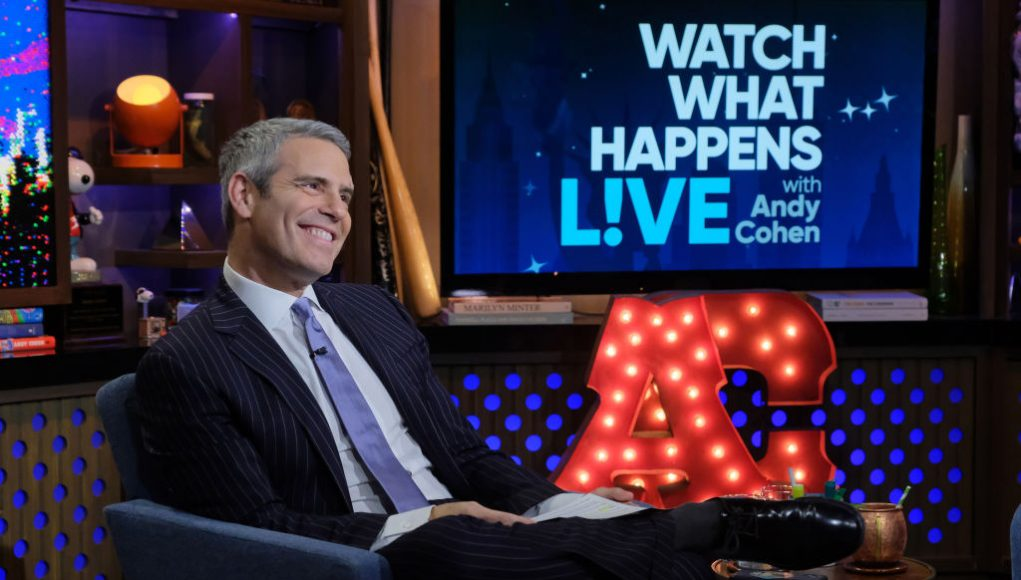 Andy Cohen Breaks Instagram Silence and Shares Coronavirus Health Update