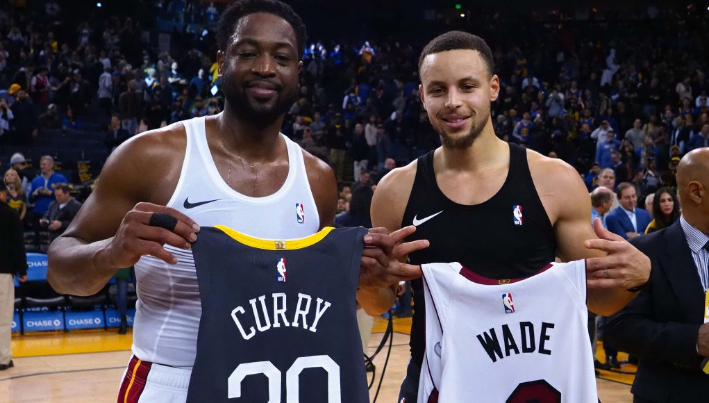 Steph's 'greatest strength' isn't shooting, Wade believes