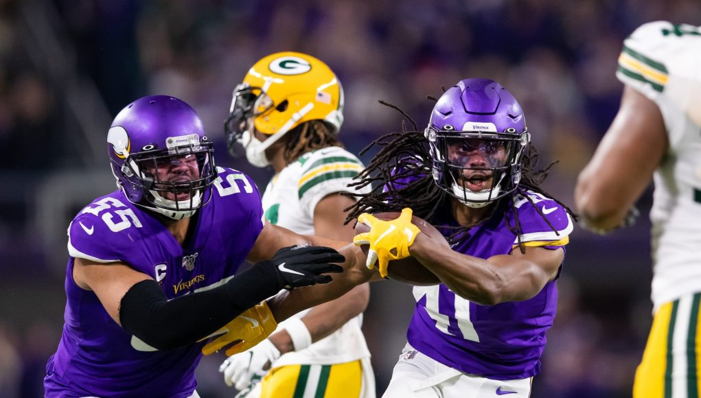 Five Vikings storylines leading up to the NFL Draft
