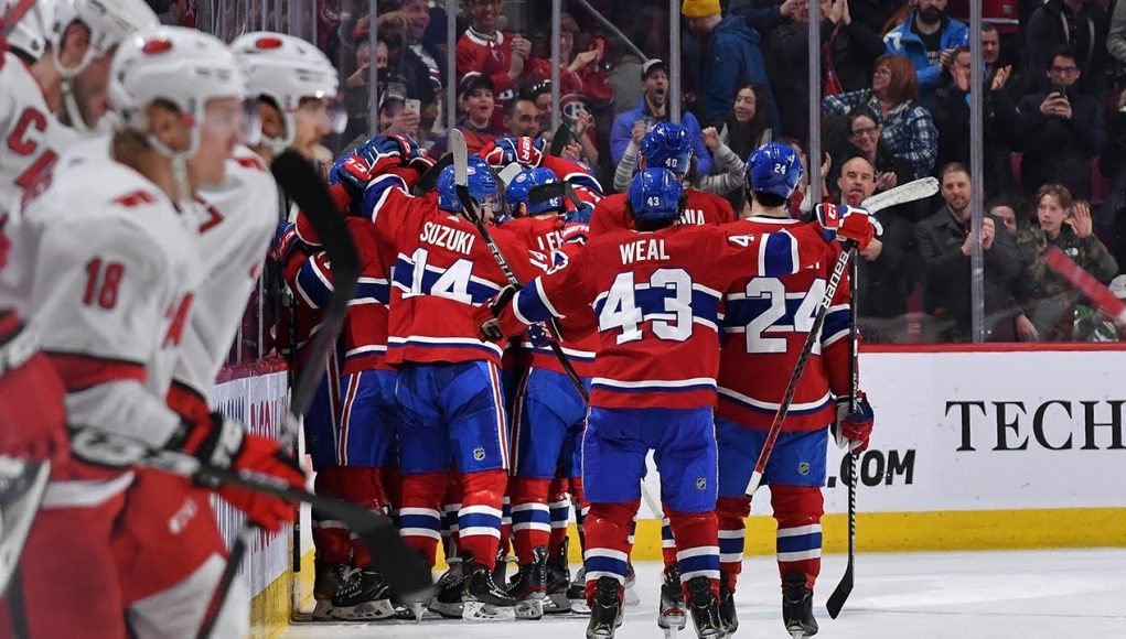 Petry wins it for Habs in overtime