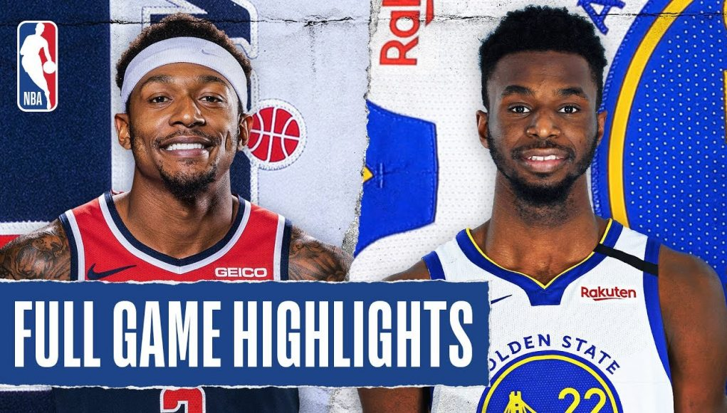 WIZARDS at WARRIORS | FULL GAME HIGHLIGHTS | March 1, 2020