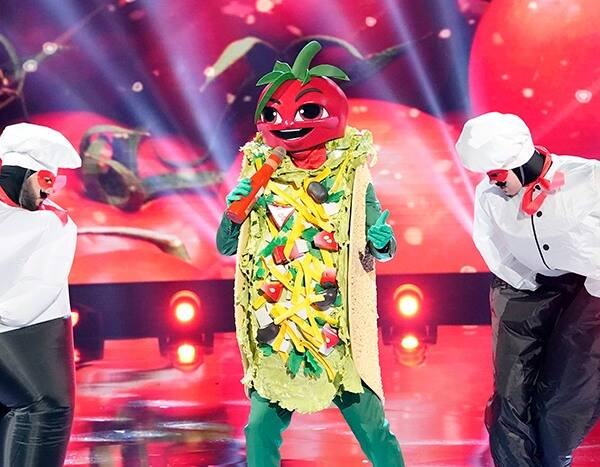 The Masked Singer Unmasks the Taco