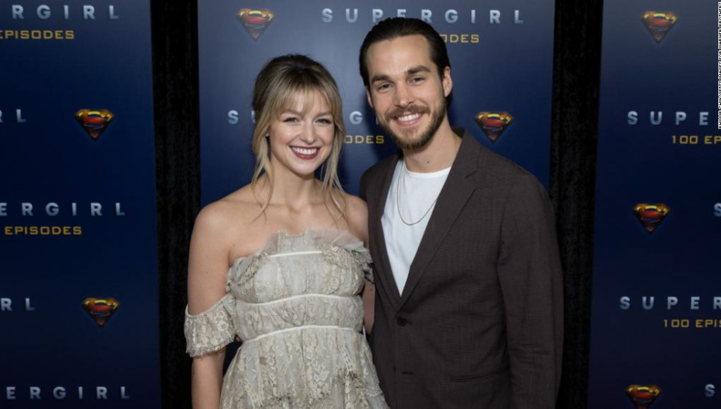 'Supergirl' star Melissa Benoist pregnant with first child