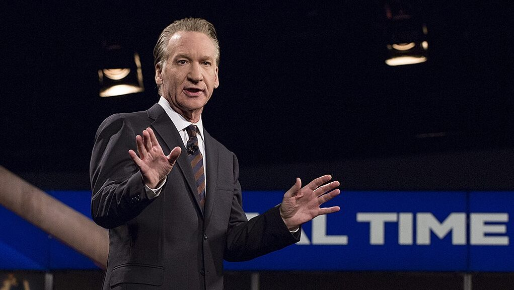 Bill Maher defends Chris Matthews after MSNBC departure: Married guys 'want to flirt for 2 seconds'