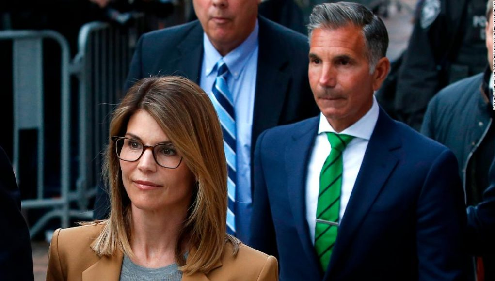 Lori Loughlin and 13 other defendants move to dismiss charges in college admissions scandal