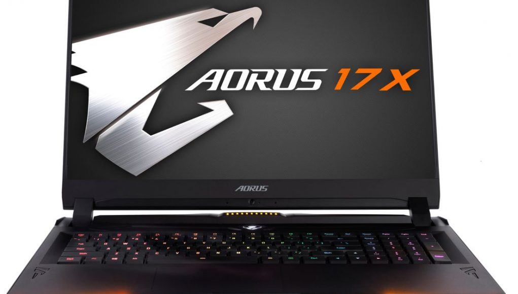 Gigabyte's latest gaming laptop supports Intel's most powerful 10th Gen Core i9 processor yet