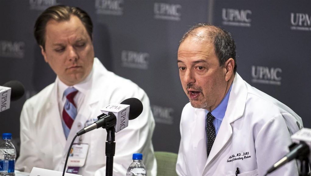 UPMC close to immunity test that could help end lockdown -Gazette