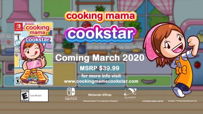 Nintendo Switch Deletes 'Cooking Mama' After Crypto Mining Controversy on Reddit