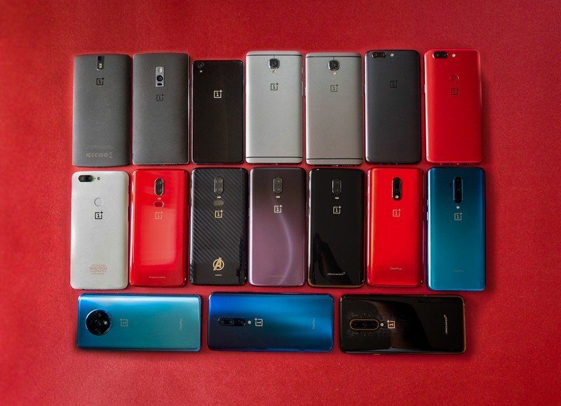 OnePlus retrospective: Looking back at all OnePlus phones over the last six years