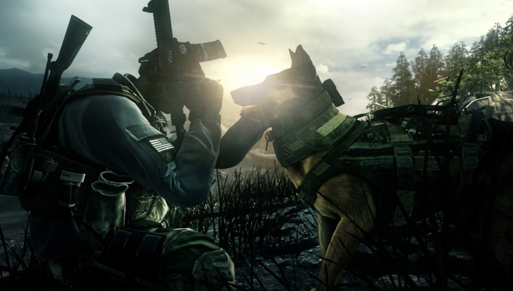 Call Of Duty's Favorite Dog, Riley, Is Coming To Modern Warfare In Season 3 Update