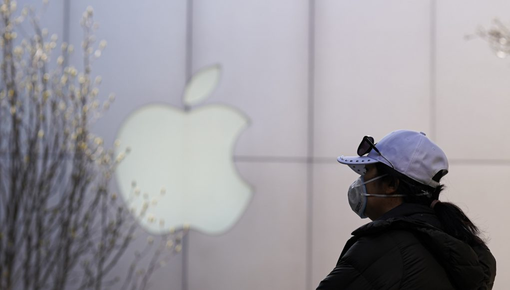 iPhone to your door: Chinese firms test super-fast phone delivery as coronavirus caution remains