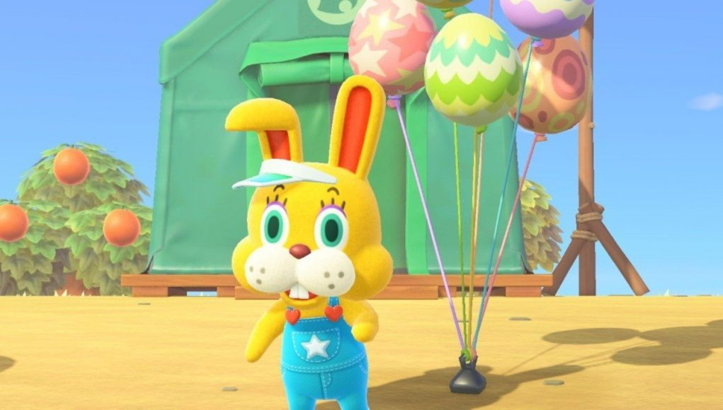 Reminder: Today Is Bunny Day In Animal Crossing: New Horizons
