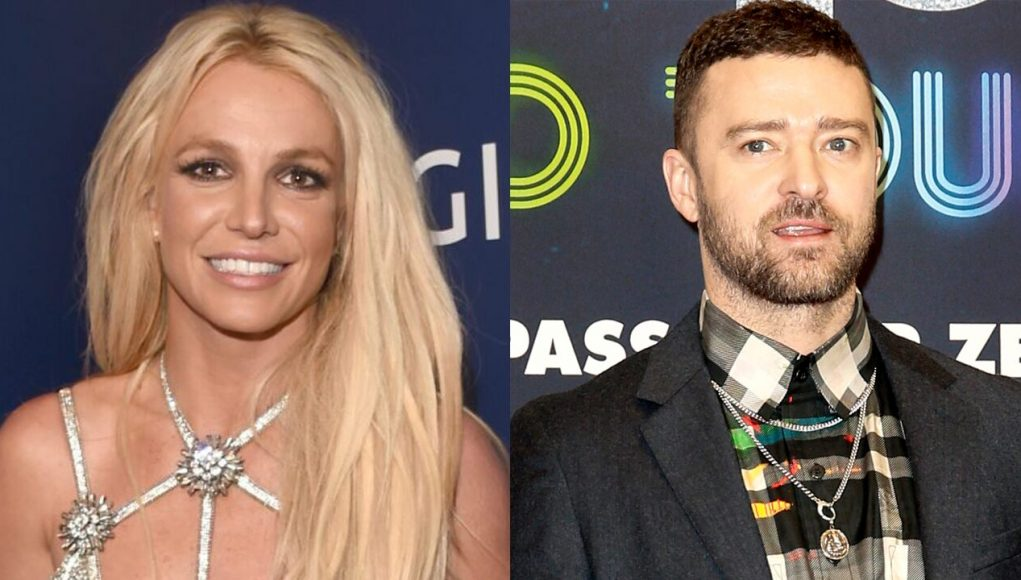 Britney Spears dances to ex Justin Timberlake's 'Filthy,' calls breakup 'one of the world's biggest'
