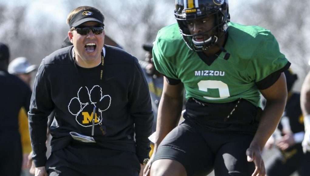 Drinkwitz, Martin among Mizzou coaches taking salary reduction -Dispatch