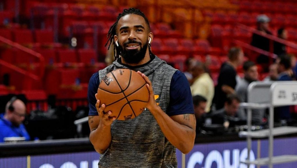 NBA HORSE challenge takeaways: Mike Conley beats Zach LaVine in finals with layup behind the backboard