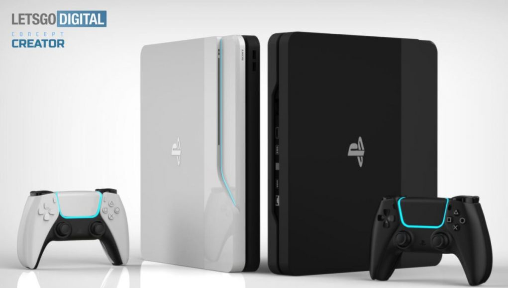 Stunning PS5 design blends PlayStation's past and future