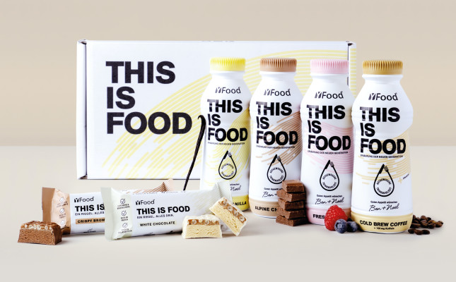 YFood gulps down $16M to build out its meal-in-a-bottle and snack bar business
