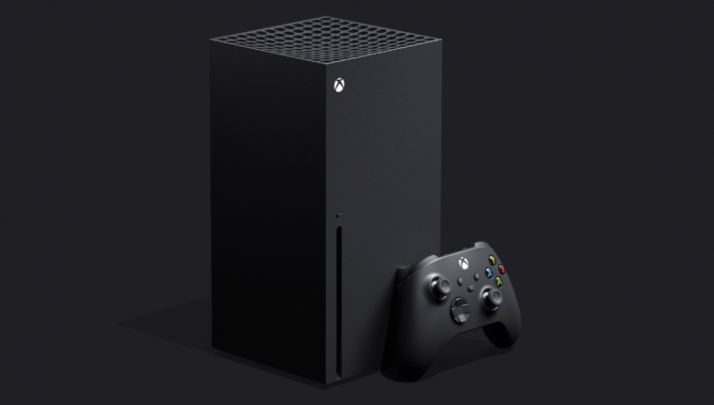 Microsoft Trademarks The Xbox Series X Logo, See It Here