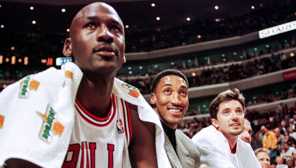 Toni Kukoc talks about Michael Jordan, Scottie Pippen, 'The Last Dance' and the Chicago Bulls