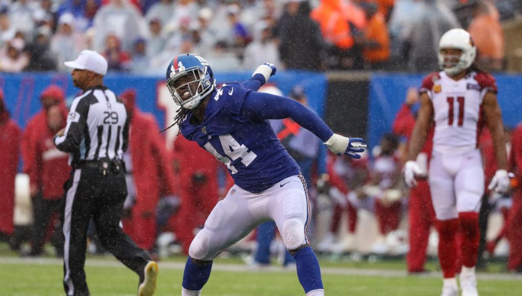 Analyzing Giants' maneuver on Markus Golden to bring him back, and whether it could come back to bite them