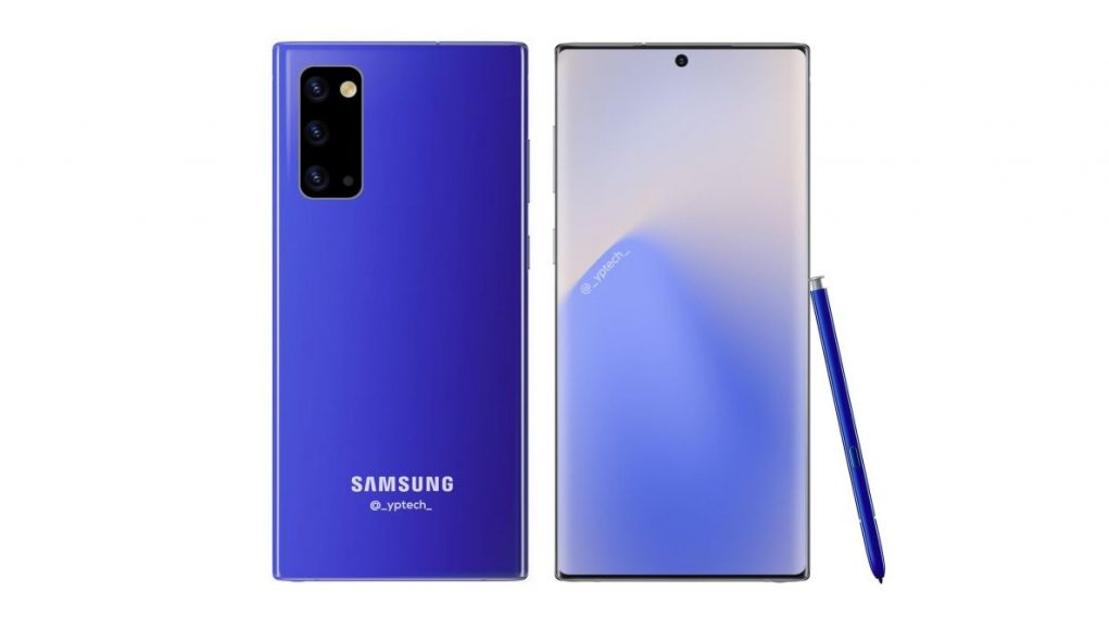 Samsung just confirmed Galaxy Note 20 and Galaxy Fold 2
