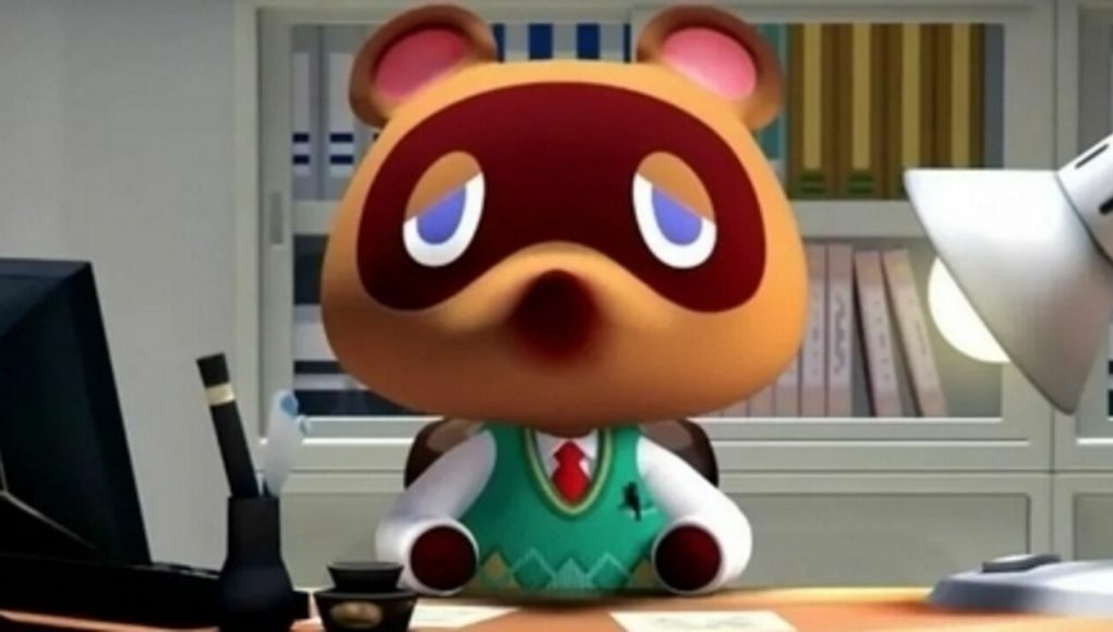 Animal Crossing's Tom Nook Made The Front Page Of The Financial Times Today