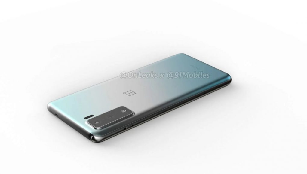 This might be a real-world look at OnePlus Z